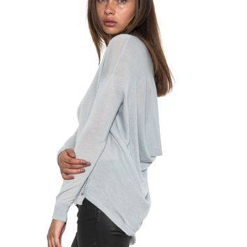 plunge cashmere - pullovers