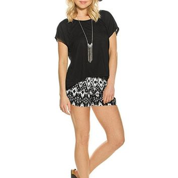 Aztec Soft Shorts