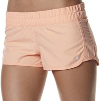 HURLEY SOLID BEACHRIDER BOARDSHORT - BLUSH