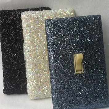 Glitter Switchplates / Outlet Covers
