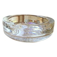 Pre-owned Steuben Crystal Cigar Ashtray