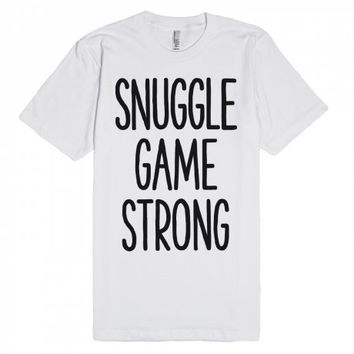 Snuggle Game Strong