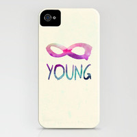 Forever Young iPhone Case by Jacqueline Maldonado | Society6