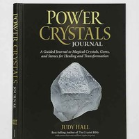 Power Crystals Journal- Black One