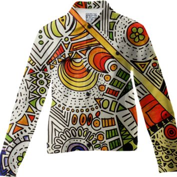 All Seeing Jacket created by duckyb | Print All Over Me