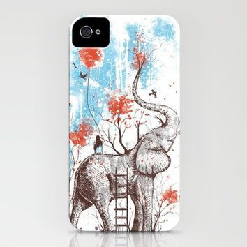 A Happy Place iPhone Case by Norman Duenas   Society6