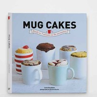 Mug Cakes By Lene Knudsen & Richard Boutin- Assorted One