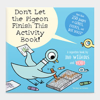 Don't Let the Pigeon Finish this Activity Book                                                                                     MoMA