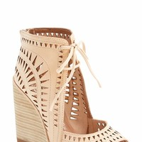 Women's Jeffrey Campbell 'Rodillo-Hi' Wedge Sandal,