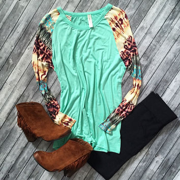 Bali Girl Tunic Top