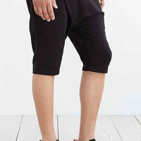 Drifter Dossier Asymmetrical Short- Black