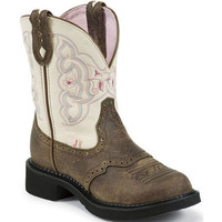 L9924 Women's Gypsy Western Justin Boots from Bootbay, Internet's Best Selection of Work, Outdoor, Western Boots and Shoes.