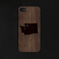 Mens iPhone 5 Case - State Phone Case - State iPhone Case - Wood iPhone Case - Wood Phone Case - Wood iPhone 5 Case - Wood iPhone 5c Case