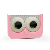 Owl Tape - Pink from Mustard | Made By Mustard | £10.00 | BOUF