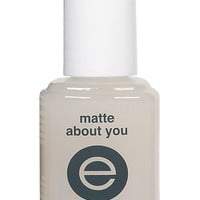 Women's essie 'Matte About You' Finisher