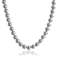 Bling Jewelry Pearl Shades Of Grey
