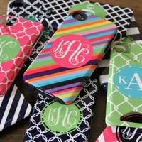 Personalized Phone Case TOUGH  Mix and Match by AbigailLeeHome