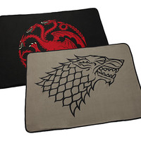 Game of Thrones Two-Sided Fleece Blanket - Stark