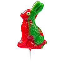 Zombie Bunny Lollipops Four Pack