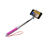#Theselfie Stick Bluetooth Selfie Stick Pink One Size For Men 25900735001