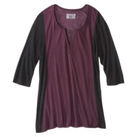 Converse® One Star® Women's 3/4 Sleeve Colorblock Top - Assorted Colors