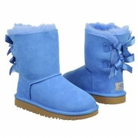 UGG Australia Kids and Toddlers Bailey Bow Boots