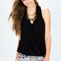 All Wraped Up Blouse