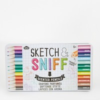 Sketch And Sniff Pencils