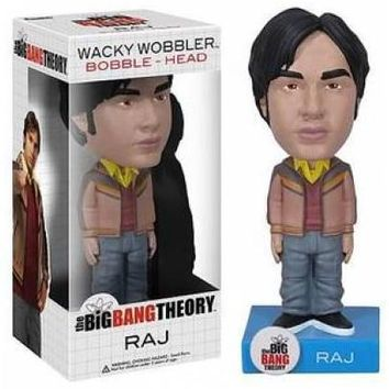 Big Bang Theory Bobblehead - Raj