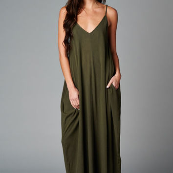 Nantucket Maxi Olive