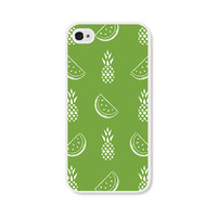 iPhone Case Watermelon iPhone 5c Case - Green Pineapple iPhone 5c Case Pineapple iPhone 5 Case Watermelon iPhone 5s Case iPhone 4 Case