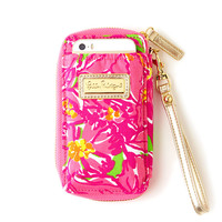 Lilly Pulitzer iPhone 5/5S/5C Carded ID Smart Phone Wristlet