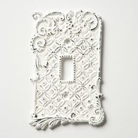 by Anthropologie White Single Hardware