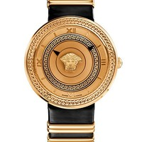 Versace - V-Metal Icon Gold