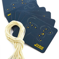 Chronicle Books Cosmic Constellation Comfort Lacing Cards