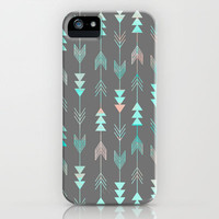 Aztec Arrows iPhone Case by Sunkissed Laughter   Society6