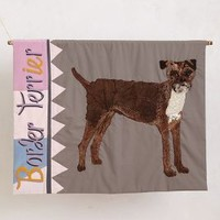 Border Terrier By Donya Coward by Anthropologie Assorted One Size Decor