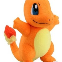 "Tomy USA Pokemon X and Y Plush Doll - 8"" Charmander"