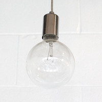 Large Globe Lightbulb