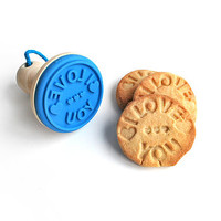 'I Love You' Cookie Stamp