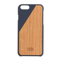 J.Crew Womens Native Union Clic Wooden Case For Iphone 6