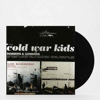 Cold War Kids - Robbers And Cowards LP- Black One