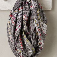 Pick Stitch Loop by Anthropologie Black One Size Scarves