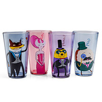 Adventure Time Mystery Dinner Party Pint Glass Set
