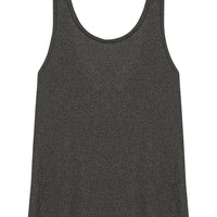 LNA Monterrey crinkled-jersey tank – 50% at THE OUTNET.COM