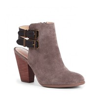 Sole Society Austin Slingback Buckle Bootie