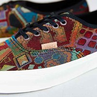 Vans Authentic California Italia Weave Men's Sneaker- Assorted