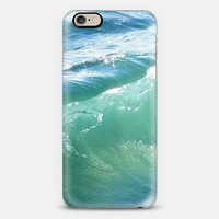 Teal Surf iPhone 6 case by Lisa Argyropoulos | Casetify