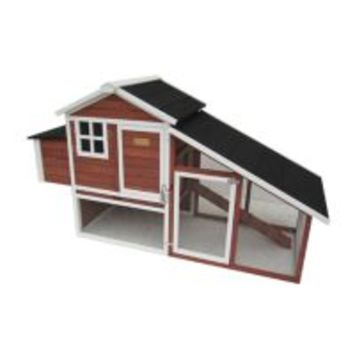 "Advantek™ ""The Farm House"" Chicken Coop"