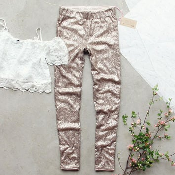 Golden Girl Party Pants